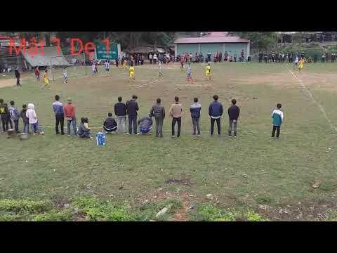 Bóng đá nam trận bán kết 1.giải bóng đá vui xuân 2020