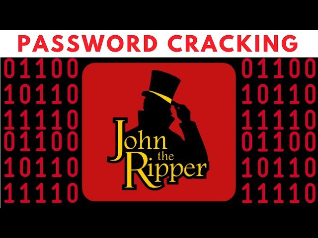 Password Cracking With John The Ripper - RAR/ZIP & Linux Passwords
