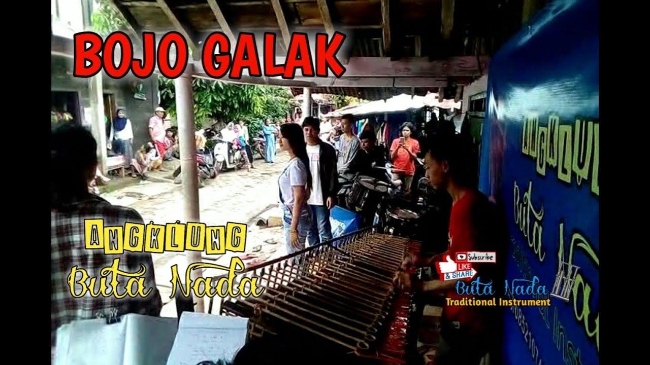 Bojo Galak: Bojo Galak Live In Roban... Angklung Buta Nada