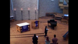 Daily Chapel, March 21, 2019