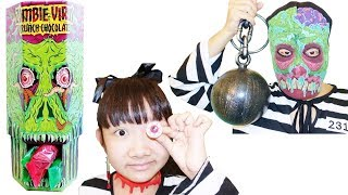 ユニバーサルスタジオジャパンに遊びに行ったときに買った ハロウィーン...