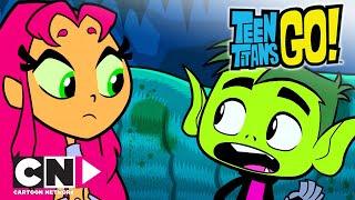 Młodzi Tytani: Akcja! | Młodzi Tytani tworzą własny odcinek? | Cartoon Network