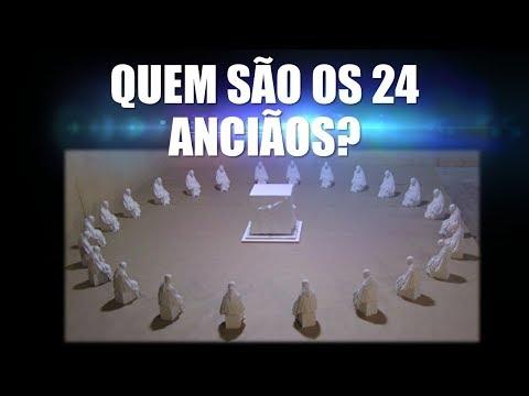 QUEM SÃO OS 24 ANCIÃOS DO APOCALIPSE???