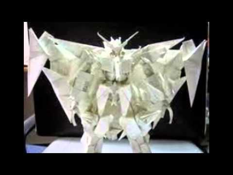 o origami mais dificil do mundo