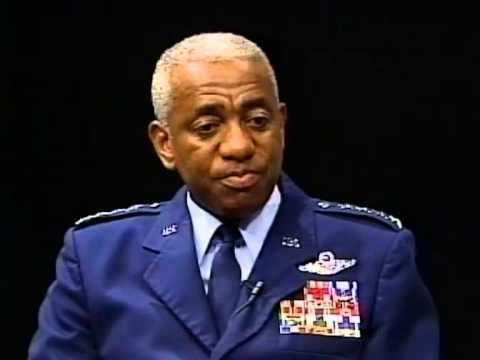 Conversation With General Lloyd Newton