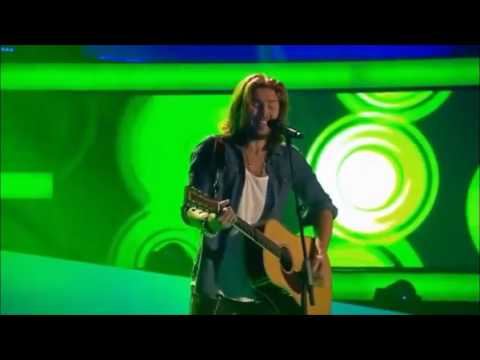 Gil Ofarim   Crazy Blind Audition The Voice of Germany