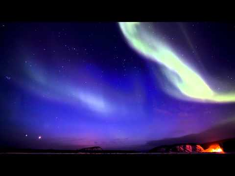 Aurora in HD - Breathtaking Northern Lights - Alaska - music by Iona