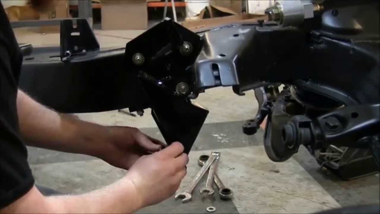 Steeroids Rack And Pinion Conversion Installation