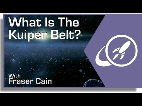 What Is The Kuiper Belt?