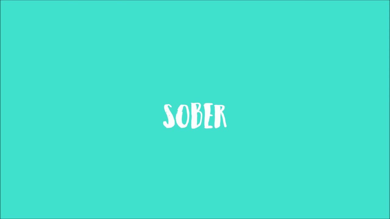 Sober (lyrics) Bazzi