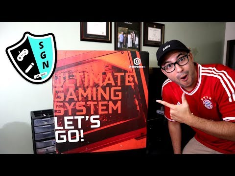 CYBERPOWER PC Unboxing // Gamer Xtreme!!!