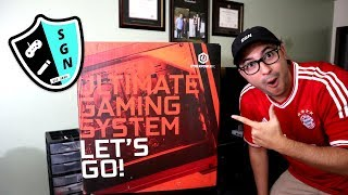 CYBERPOWER PC Unboxing! // Gamer Xtreme!!!