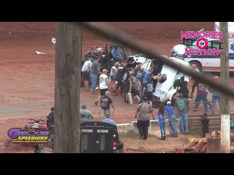 Never a Dull Moment at Cherokee Speedway