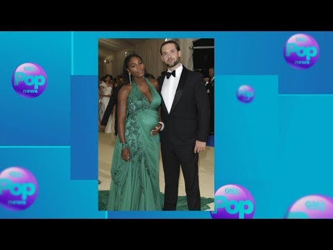 Serena Williams' fiance shares about her unexpected 'pregnancy cravings' on Instagram
