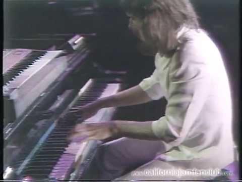 Emerson, Lake & Palmer / Piano Improvisation / 1974 California Jam