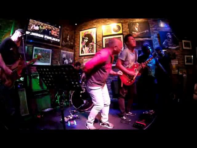 SINCE IVE BEEN LOVING YOU BY: LED ZEPPELIN DJANGO PROJECT (Cover) @ THE ROADHOUSE MANILA BAY