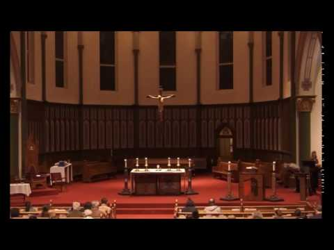 Ash Wednesday Mass – 7PM, March 1, 2017 – (Diocese of Victoria) Bishop Gary Gordon celebrating
