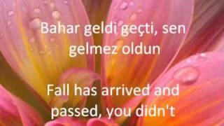Gülay - Sen Gelmez Oldun