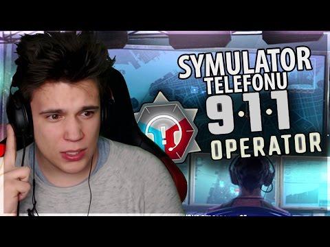 SYMULATOR TELEFONU ALARMOWEGO! - 911 Operator