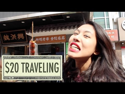 Nanjing, China: Traveling for 20 Dollars a Day - Ep 20