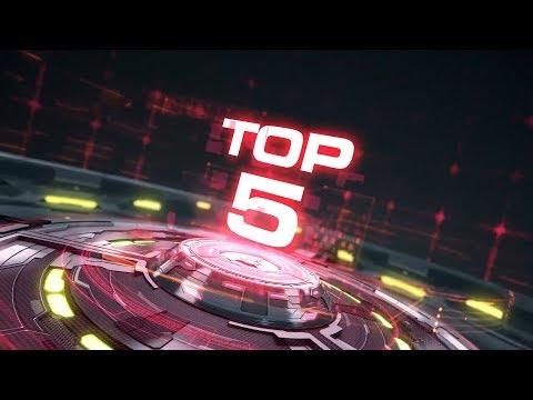 Top 5: Tony Hulman Classic Moments