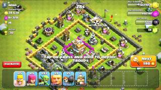 Let's Play Clash of Clans ~ MATH HOMEWORK ~ Episode 3