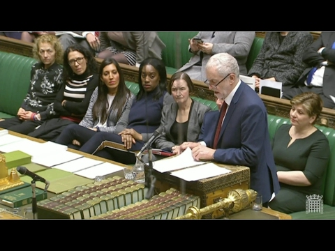 Jeremy Corbyn | Guarantee the rights of EU citizens