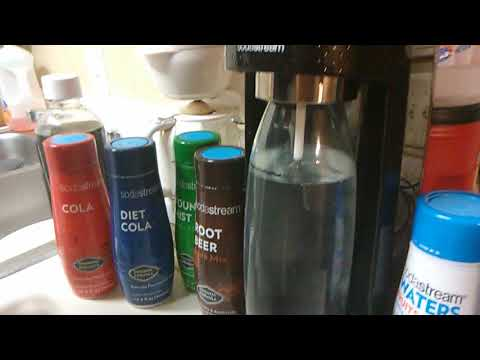 Sodastream Fizzi Review/Usage Tutorial