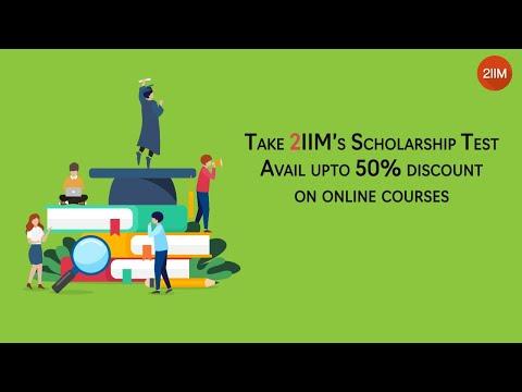 CAT 2019 Preparation   2IIM's Scholarship Exam - YouTube