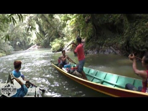 Ikan Moster di Hulu Sungai Mahakam yg Besar Banget - Mancing Liar (21/1)