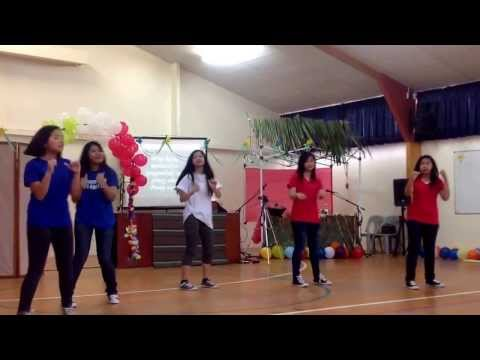 Pinoy ako dance presentation