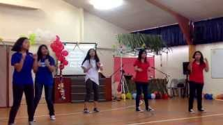 Pinoy ako dance presentation