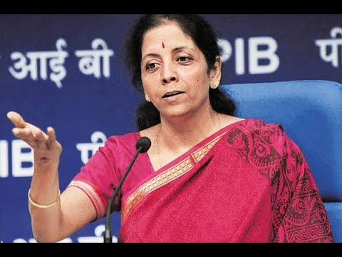 Cabinet Reshuffle: Nirmala Sitharaman, First woman appointed as ...
