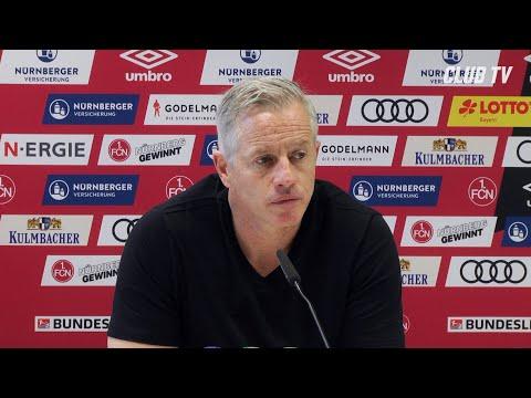 Die PK mit Jens Keller | 1. FC Nürnberg - SV Darmstadt 98