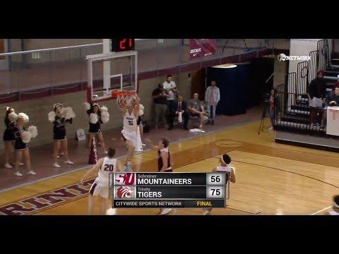 Trinity Men's Basketball vs Schreiner