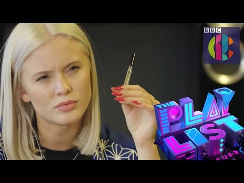 Zara Larsson auditions herself in Zara's Got Talent