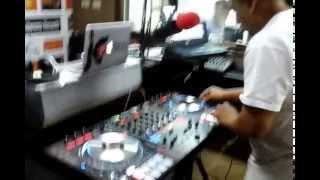 GUERRA DE DJ`S 961 LA FINAL JORGE LATA