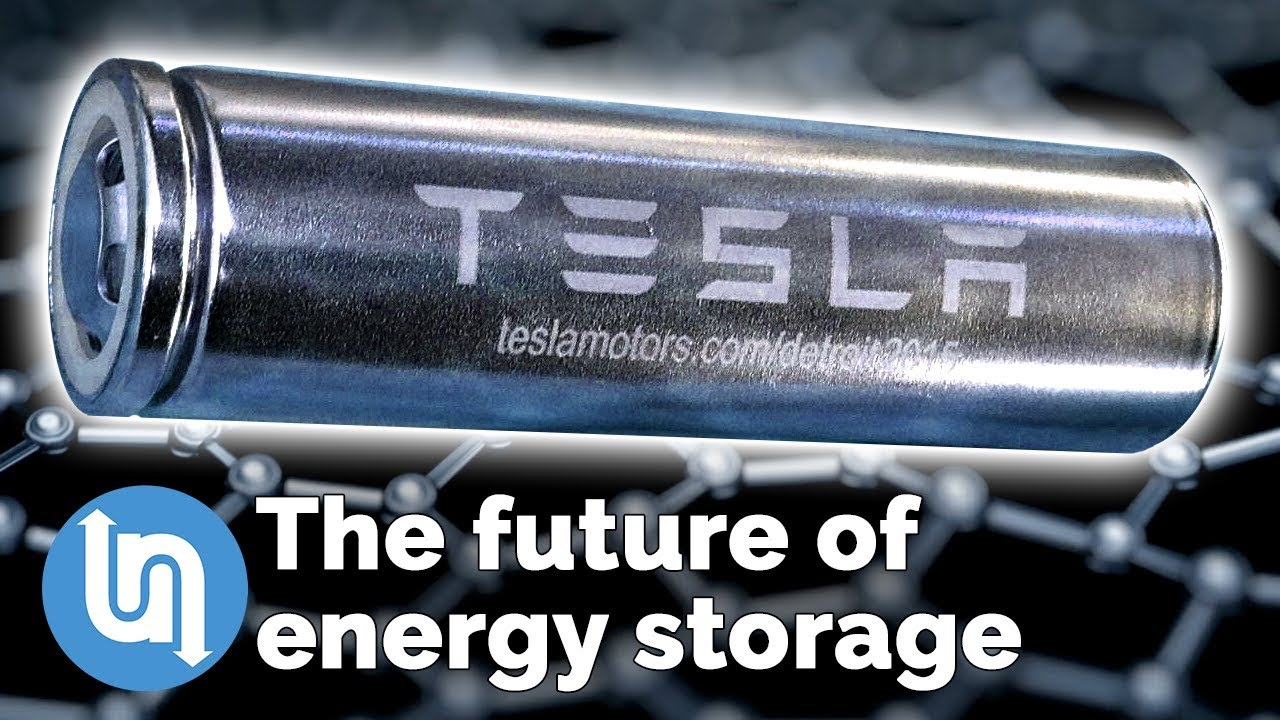Batteries and Supercapacitors — Undecided with Matt Ferrell