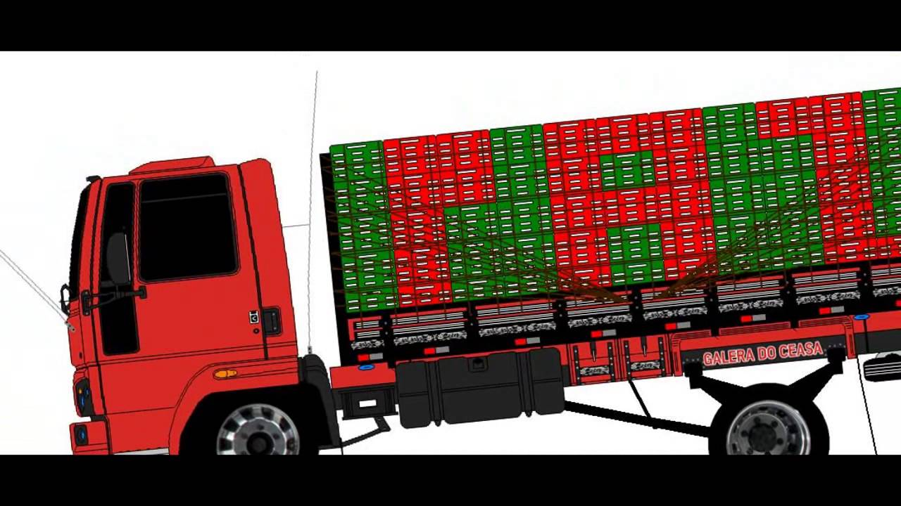 Ford Cargo 816 Youtube