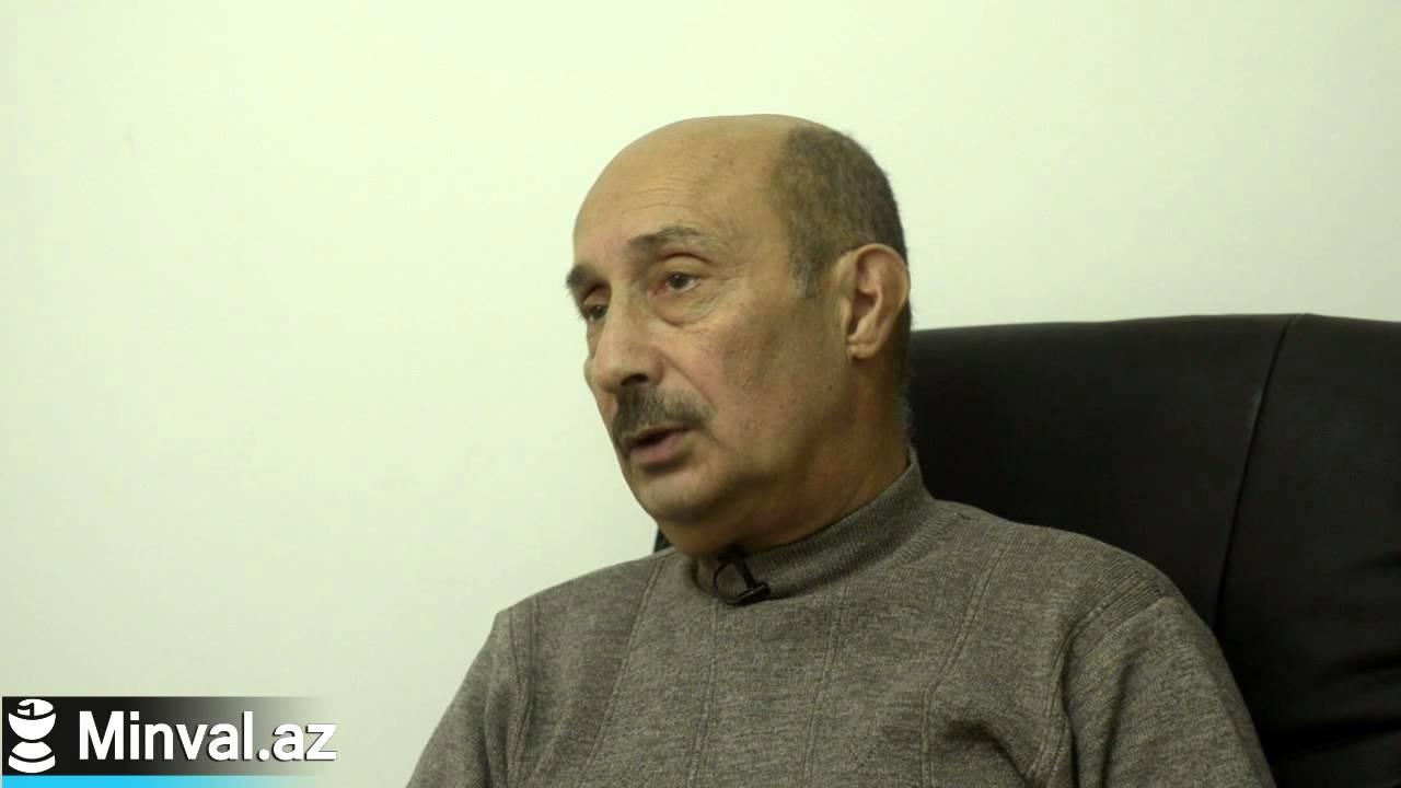 Картинки по запросу Зардушт Ализаде: «Армянские погромы осуществил не народ Азербайджана, а спецcлужбы Москвы…»