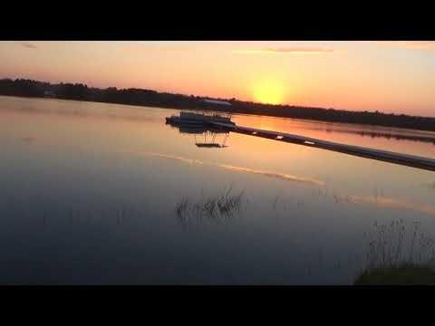 Homestead Life Fishing For Food & Using Solar Power