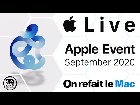 Live Apple Event September 2020 - iPhone 12, Apple Watch Series 6...⎜ORLM-382