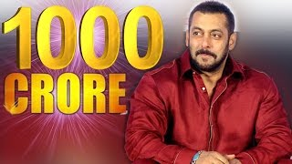Sultan Salman Khan Signs Rs 1000-Crore Deal With A Channel