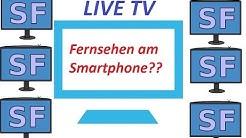 KOSTENLOS FERNSEHEN am Smartphone | Schöner Fernsehen - Die App