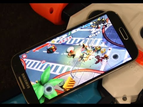 12 Best OFFLINE free Android Games 2017