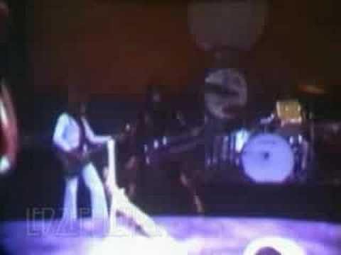 Led Zeppelin - Live in Oakland 1977 (Rare Film Series)