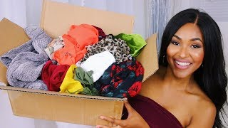 BRAND NEW FASHION NOVA CLOTHES | Clothing Try-on Haul!