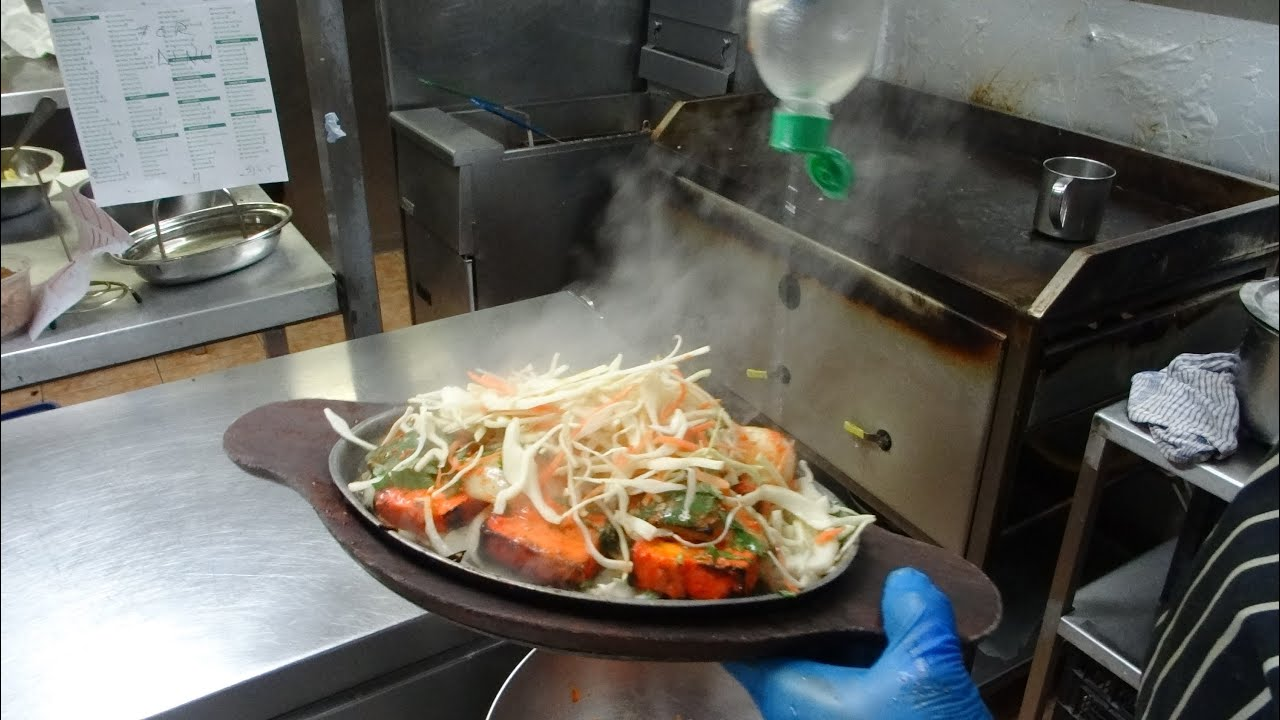 how to make sizzler without sizzler plate