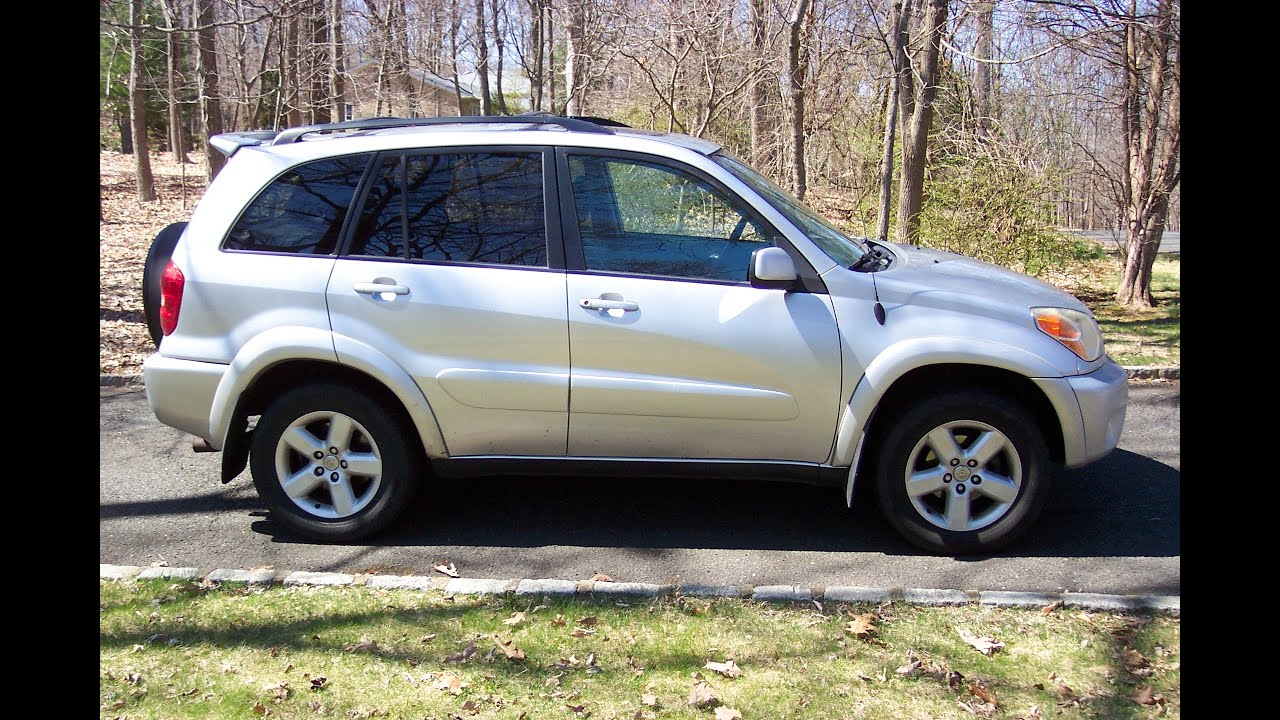 2005 Toyota Rav4 With Over 200 000 Miles