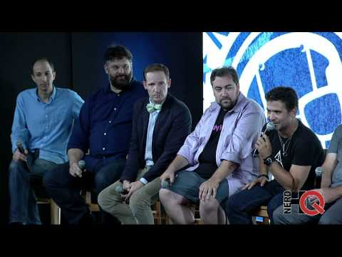 A Conversation with The Thrilling Adventure Hour & Guests at #NerdHQ 2014
